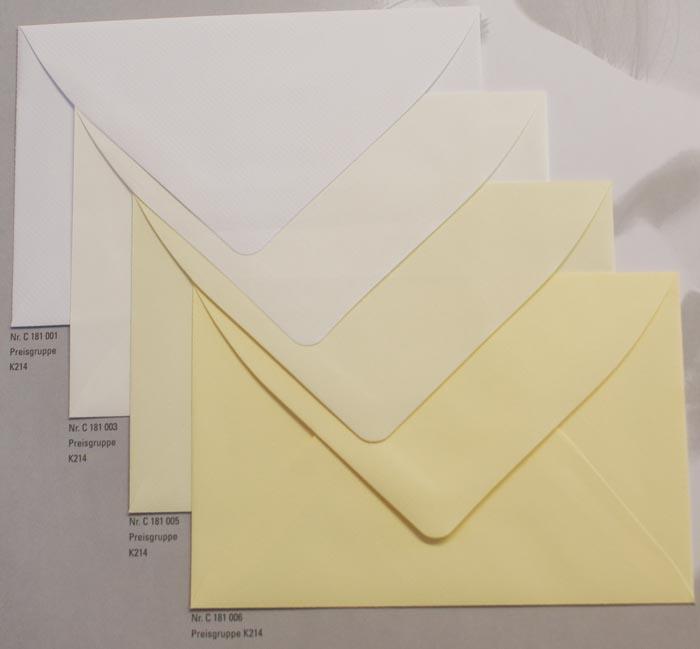 briefumschlag 18x12 cm altwei nassklebung prc181003 kuverts briefkuverts nach farben. Black Bedroom Furniture Sets. Home Design Ideas