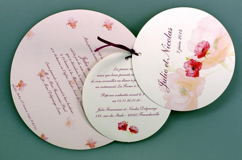 einladungskarte f r hochzeit geburtstag mit rosen bm103083. Black Bedroom Furniture Sets. Home Design Ideas