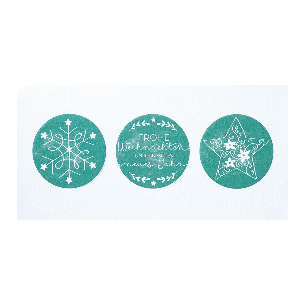 Weihnachtskarten Spende.Spenden Weihnachtskarte Zugunsten Von War Child Din Lang Mit Grünen Kreisen