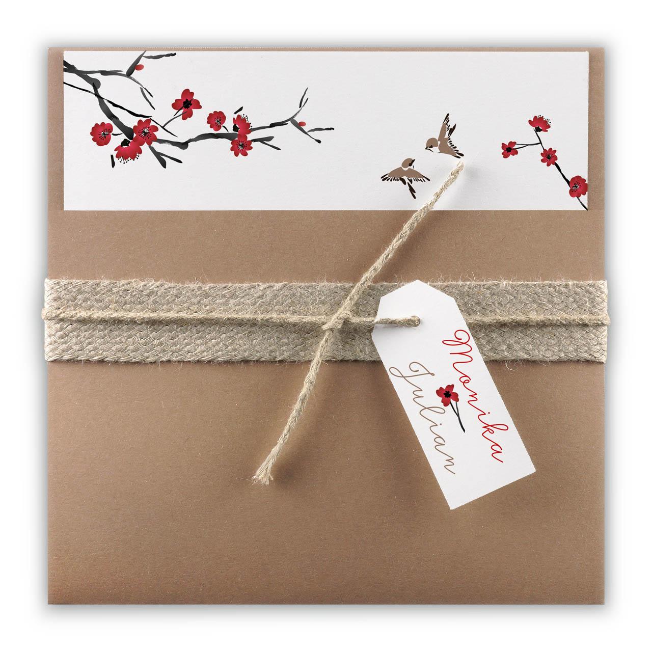 Hochzeitseinladungen Mit Schmetterlingen | Alle Karten.de | Alle Karten.de