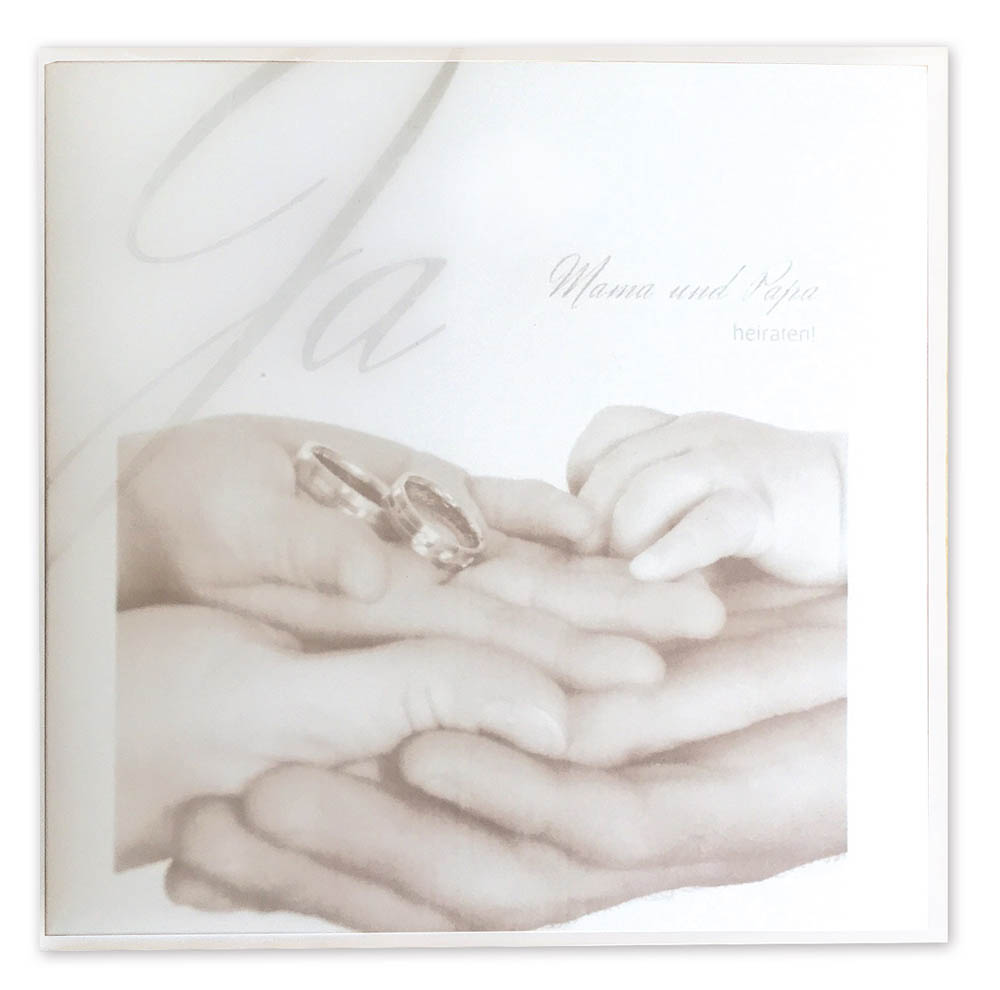 Hochzeitskarten Einladungskarten Mit Trauringen Alle Karten De