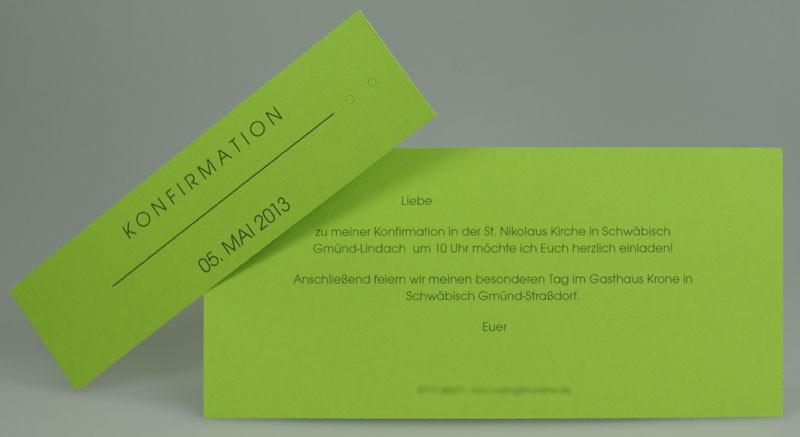 Einladungskarte Blanko Anthrazit Metallic Einleger Grün U2013 Hochzeitskarten U2013  Hochzeitseinladungskarten U2013 Nach Farben Sortiert U2013 Grün U2013 Alle Karten.de