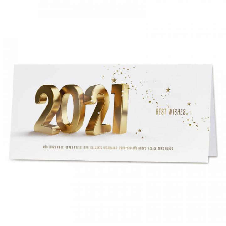 Silvesterkarten 2021