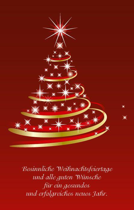 Weihnachtsbaum Der Guten Wünsche.Weihnachtskarte Besinnliche Weihnachten Weihnachtsbaum Wk1211