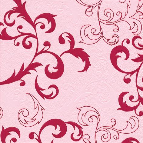 17 motivgepr gte servietten barockranken bordeauxrot 23l010 hochzeitskarten alles f r ihren. Black Bedroom Furniture Sets. Home Design Ideas