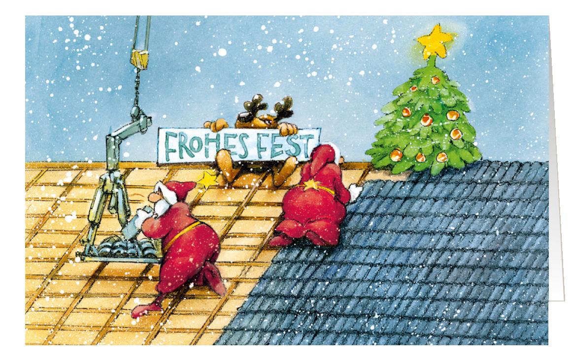 Bildergebnis für weihnachtswünsche dachdecker