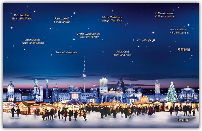 Weihnachtskarten Berlin.Berlin Weihnachtskarten Alle Karten De
