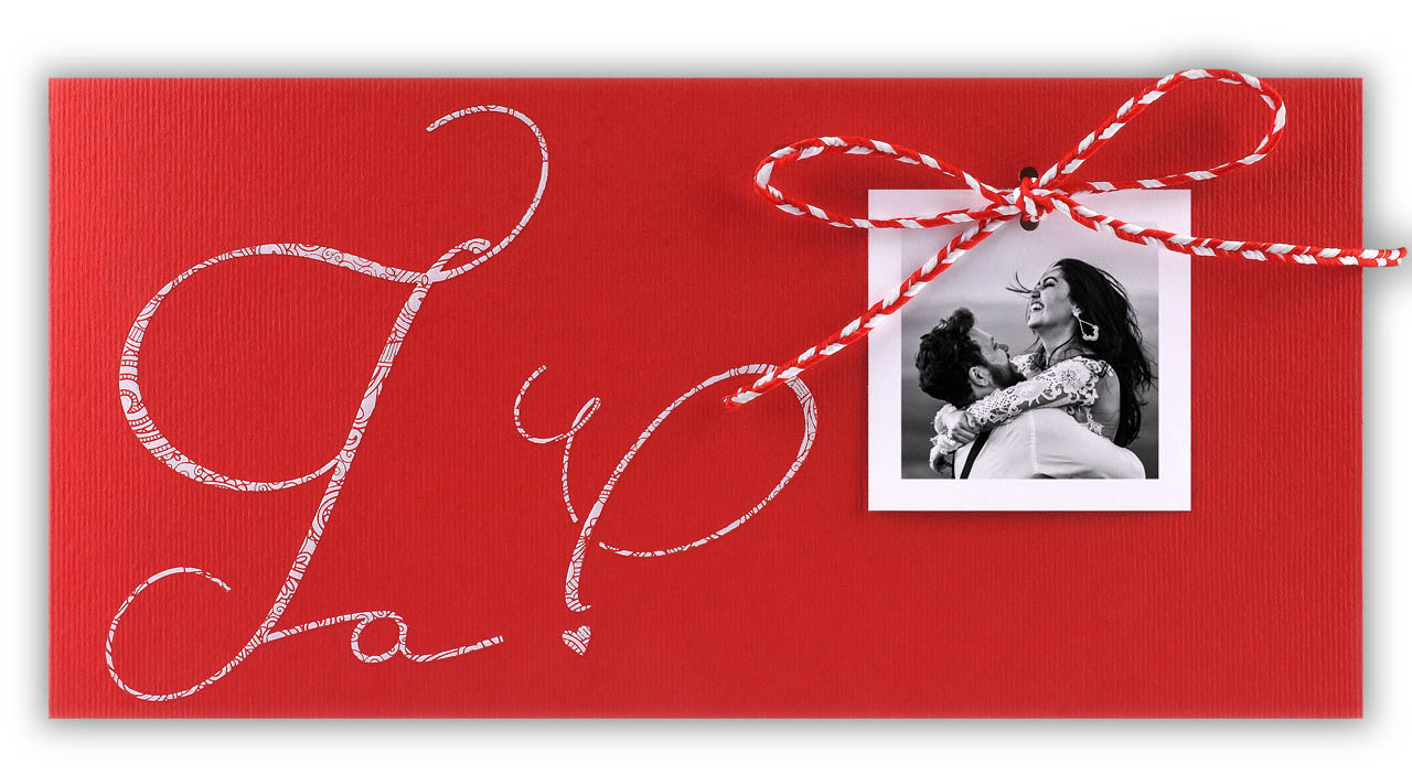 Hochzeits einladungskarten in rot bordeaux weinrot purpur