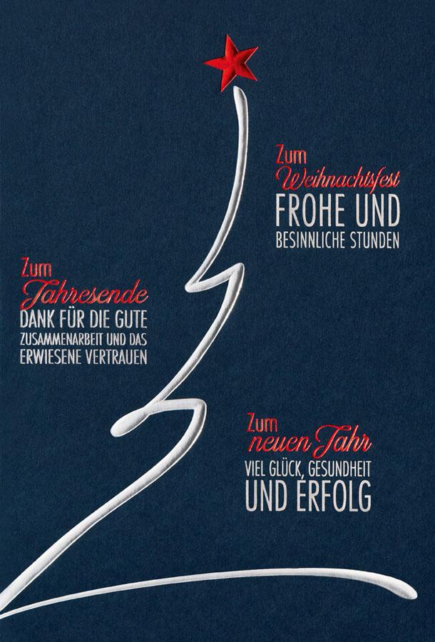Weihnachtskarten Spende.Geschäftliche Karte Mit Spendenzweck Stiftung Deutsche Kinderkrebshilfe Dank Für Zusammenarbeit