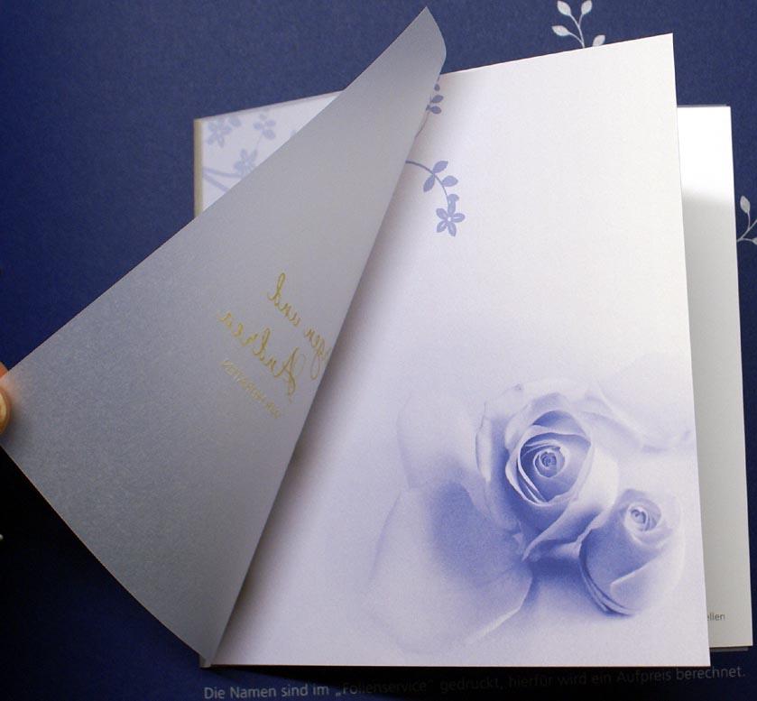 Einladungskarte Fc481533 Transparentpapier Silberfolienpragung