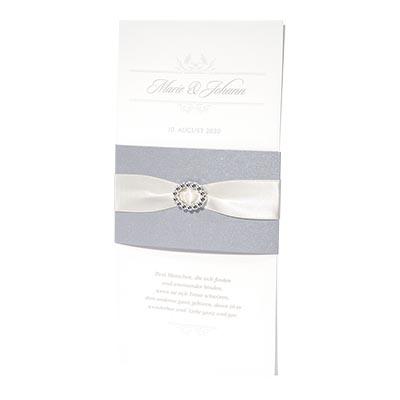 silberne-Hochzeits-Karte-Einladung-Strasssteine-oval-651679_400