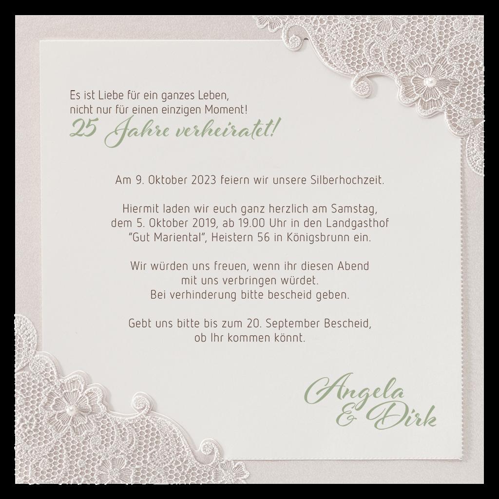 Möbel Wohnen Danksagungeinladung Hochzeit Wedding Traufe