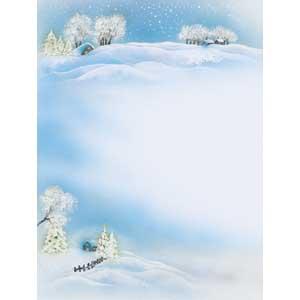 100 weihnachtsbriefe winterstimmung ms149033 weihnachten weihnachtsbriefpapier. Black Bedroom Furniture Sets. Home Design Ideas