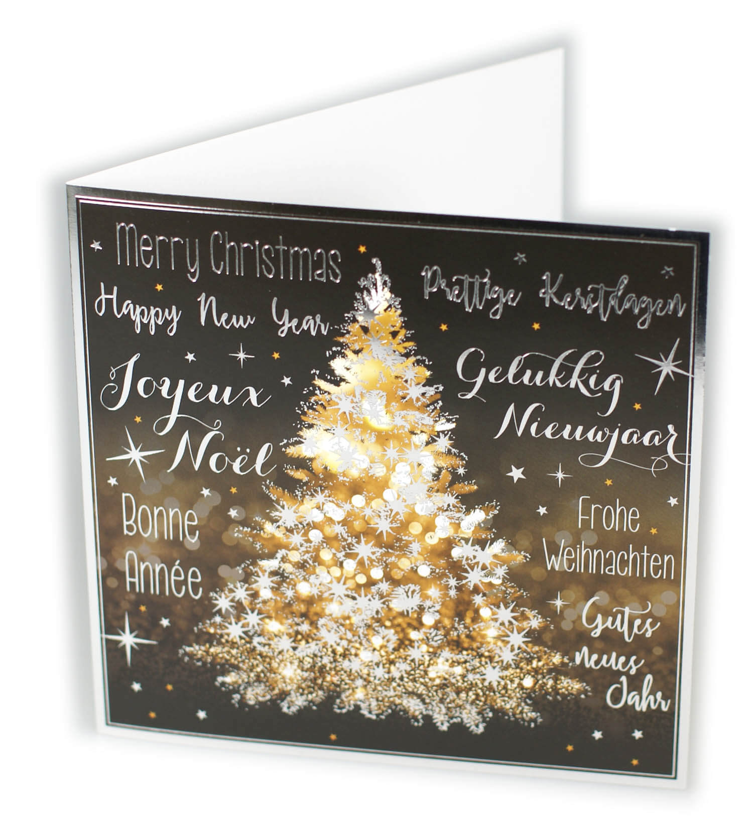 exclusive weihnachtskarte mit internationalen gr en und. Black Bedroom Furniture Sets. Home Design Ideas